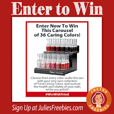 trind nail polish giveaway julie u0027s freebies