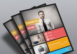 indesign templates free brochure free indesign flyer template flyermania create unlimited flyers