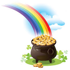 pot of gold images clip art clipart collection