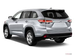toyota highlander base price 2016 toyota highlander prices reviews and pictures u s