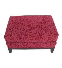 French Style Ottoman by Products William Switzer
