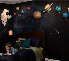 Outer Space Decorations The 25 Best Outer Space Bedroom Ideas On Pinterest Outer Space