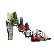 amazon com black metal mesh wire jeweled stiletto high heel nail