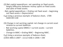 ch 2 financial statement taxes and cash flows 1 balance sheet