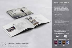 minimalist resume template indesign gratuit macy s wedding rings photography portfolio template brochure templates creative market