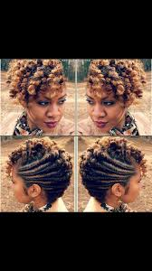 How To Do Flat Twist Hairstyles by Beautiful Flat Twist Updo Twist Pinterest Flat Twist Updo
