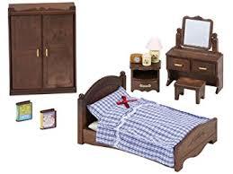 set chambre sylvanian families 2958 set chambre parents mini poupée
