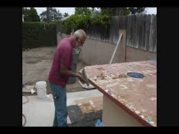 Metal Stud Outdoor Kitchen - how to build a custom outdoor kitchen no metal studs bbq grill