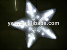 led christmas lights energy star led light ball 50cm plastic star