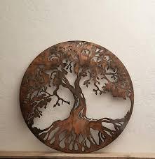 tree of life home decor tree of life metal wall art tree metal art metal tree with