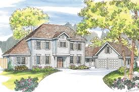 Colonial House Plan by Colonial House Plans Lansford 30 314 Associated Designs