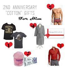 2nd wedding ideas 11 2nd wedding anniversary gift ideas cotton 2nd anniversary