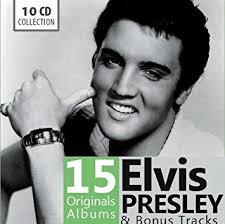 elvis 15 original albums co uk