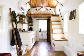 tiny farmhouse the modern farmhouse tiny house on wheels by liberation tiny homes