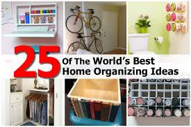 organisation ideas for the home home design