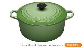 Creuset Pot The Round Cast Iron Casserole Le Creuset