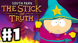 watch south park black friday south park the stick of truth gameplay walkthrough part 1 new