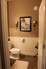 love the wainscot idea just top molding and furring strips to