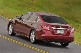 nissan altima 2013 vs toyota camry 2013 2013 nissan altima all new sedan earns 38 mpg new on wheels