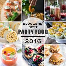 bloggers u0027 best party food 2016 valerie u0027s kitchen