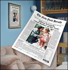 create personalized gifts with fake front pages or magazine covers