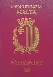 Maltese Flag Meaning File Front Cover Of A Current Maltese Biometric Passport Jpg