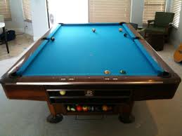 brunswick 3 piece slate pool table brunswick gold crown iii 9 pool table for sale in melbourne fl
