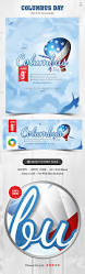 columbus day flyer and facebook cover designs by doto graphicriver