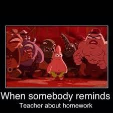 Spongebob Homework Meme - spongebob memes homework wattpad
