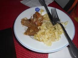 la cuisine de meriem carne de vaca com massa picture of meriem hotel marrakech