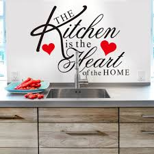 compare prices on kitchen decor online shopping buy low price kitchen decor removable wall sticker art vinyl decal china