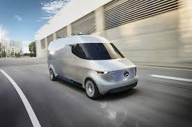 mercedes city car electric mercedes vision concept set for
