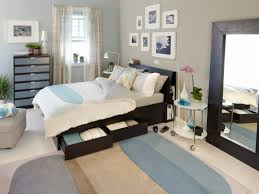 Light Blue Grey Bedroom Bedroom Light Blue Grey Bedroom Decoration Using Black Wood