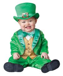 party city category halloween costumes baby toddler infant infant little leprechaun baby costume holidays u0026 seasons pinterest