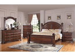 austin group isabella 527 traditional queen bed with square