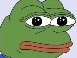 Pissed Off Face Meme - pepe the frog creator is kinda pissed off business insider