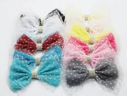 tulle hair bows best 25 tulle bows ideas on tulle projects diy hair