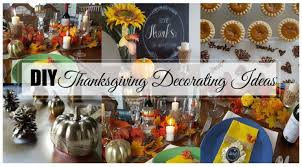 easy thanksgiving decorating ideas dollar store goodies