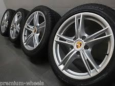 porsche cayman tyres porsche cayman wheels with tyres ebay
