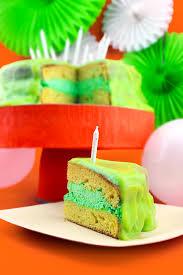 happy birthday nickelodeon make a slime cake to celebrate