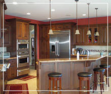 Country Cabinets For Kitchen Kitchen Remodeling Bathroom Remodeling In Conway Nh