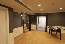 unfinished basement paint color ideas nice basement paint color