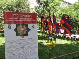 Flag Day Songs The Day Of The State Flag Of Armenia 15 06 2016 Eurasia