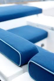 Baby Blue Cushions Marine Upholstery Fabrics Sunbrella Fabrics