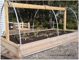 How To Build A Raised Garden Bed Cheap Diy Raised Garden Bed Easy U0026 Cheap Way To Keep Animals Such As