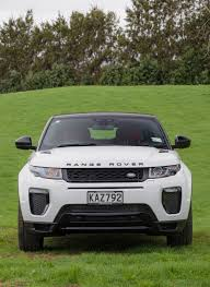 range rover dark green range rover evoque convertible best of both worlds road tests