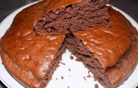 cuisine rapide genoise génoise au chocolat rapide recette dukan pp par fanie37