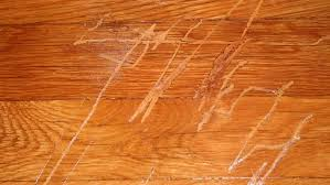 best way to repairing scratches from wood floors furniture felt pads