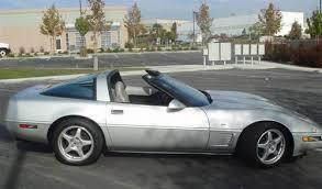 1996 corvette wheels 1996 c4 corvette collector s edition silver 6 sp ronsusser com