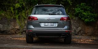volkswagen touareg 2016 2016 vw touareg v6 tdi wolfsburg edition review caradvice